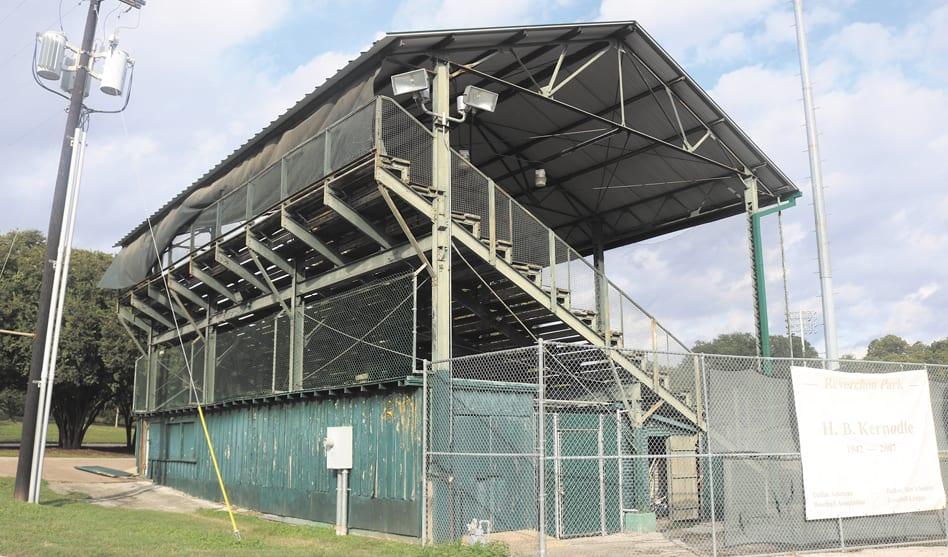 Reverchon ballpark re-do