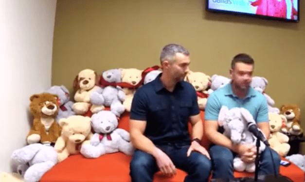 DVtv Live: Jason and Joe, Teddy Bear Party cofounders