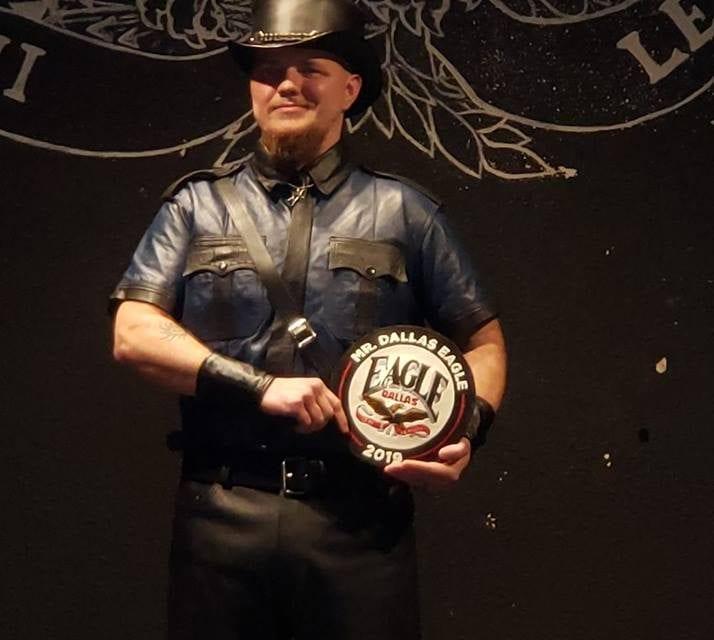 Congrats to Mr. Dallas Eagle 2019