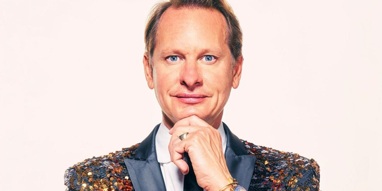 Carson Kressley announced as celebrity auctioneer at this year's DIFFA Collection