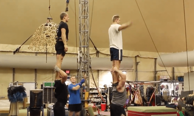 DVtv On The Scene with Cirque du Soleil's Amaluna