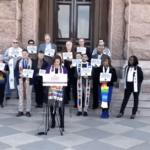 Pastors from across Texas ask legislators for LGBT equality