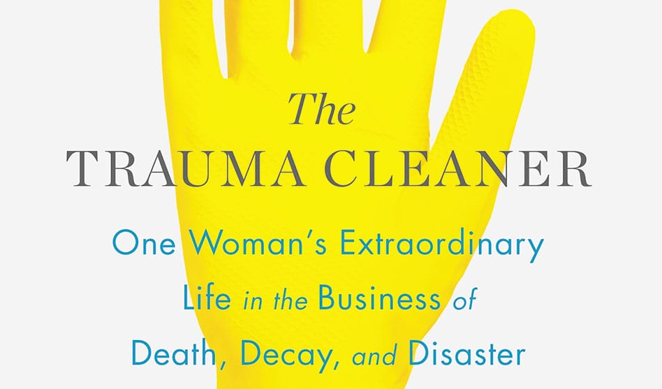 Book Review: 'The Trama Cleaner""
