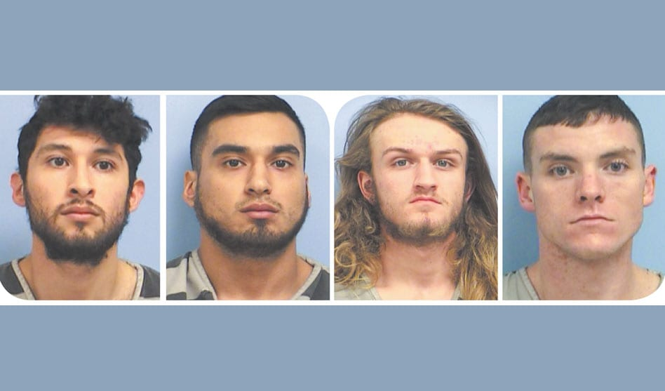 4 held in Austin for assault on gay couple
