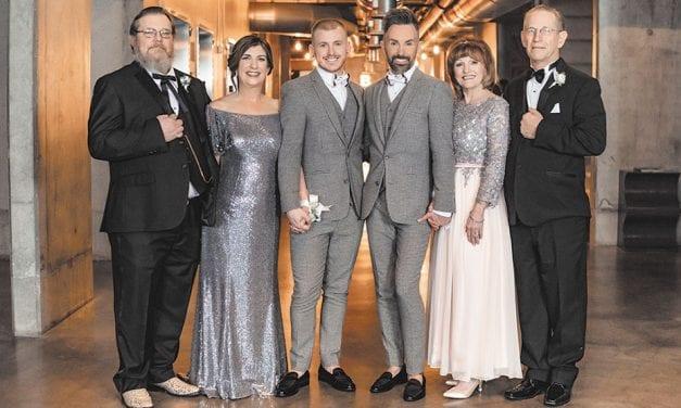 Chadd-Pritchett wedding