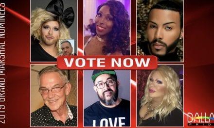 Dallas Pride grand marshal nominations announced