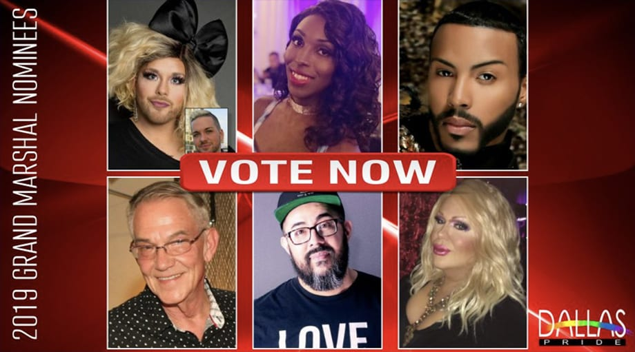 Dallas Pride grand marshal nominations announced - Dallas Voice