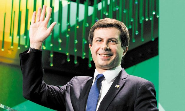 News analysis: The implausible success of Pete Buttigieg's campaign