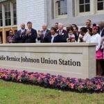 Union Station is now Eddie Bernice Johnson Union Station