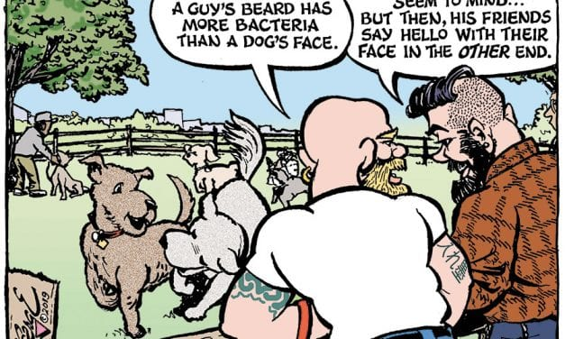 Editorial Cartoon • 04-26-19