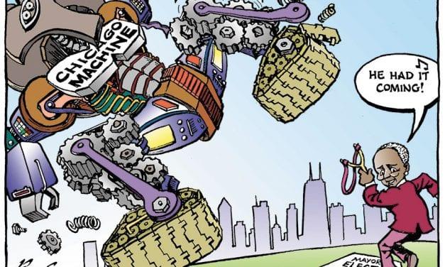 Editorial Cartoon • 04-12-19