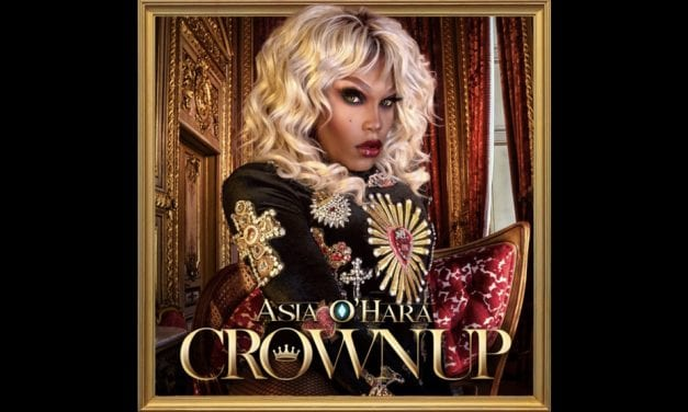 Asia O'Hara gets her crown on with new single, video 'Crown Up'