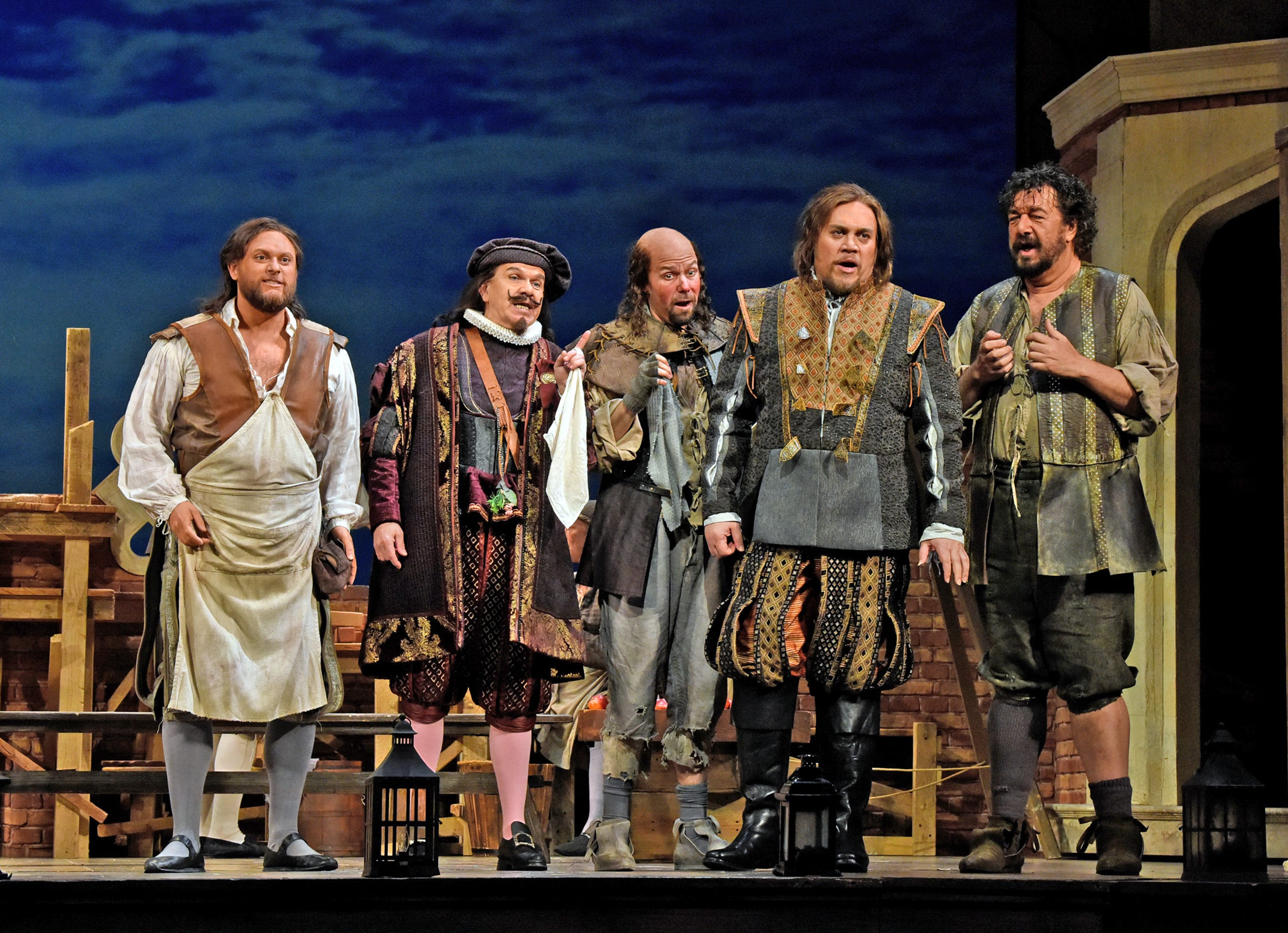 REVIEW: A deft, enchanting 'Falstaff' at the Dallas Opera
