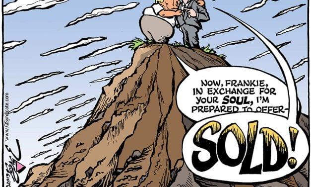 Editorial Cartoon • 05-03-19