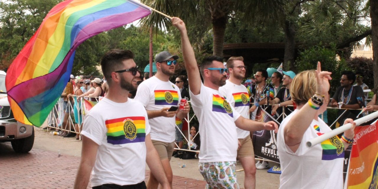 Scenes from Dallas Pride