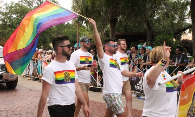 Scenes from Dallas Pride