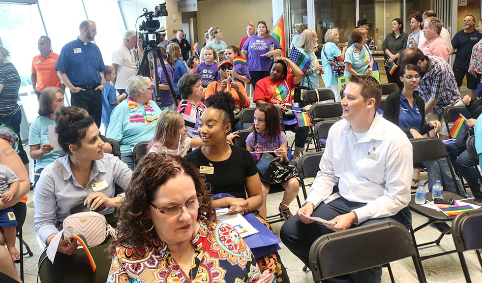 Mesquite stages its first Pride event