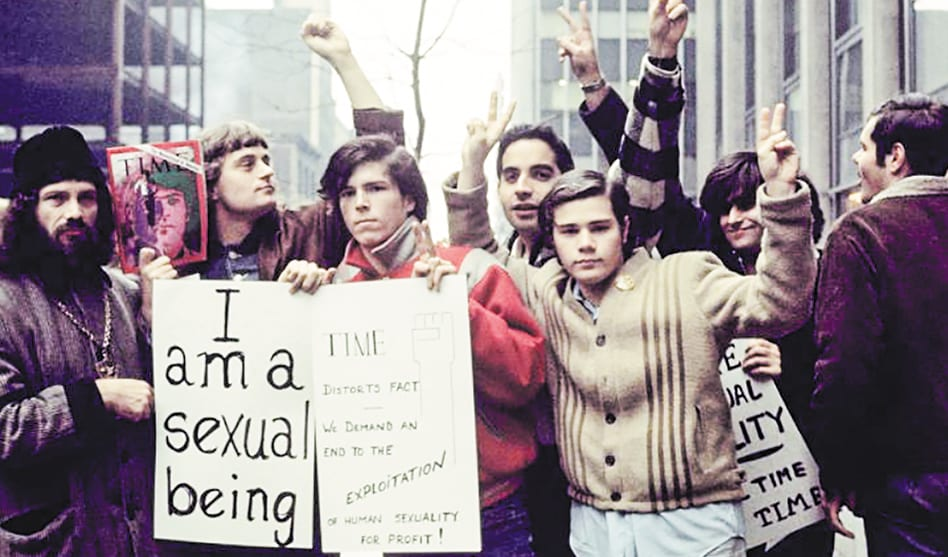 Stonewall: A personal memoir