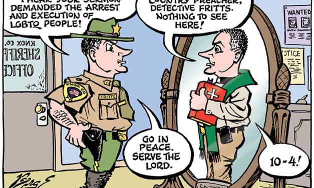 Editorial Cartoon • 06-21-19