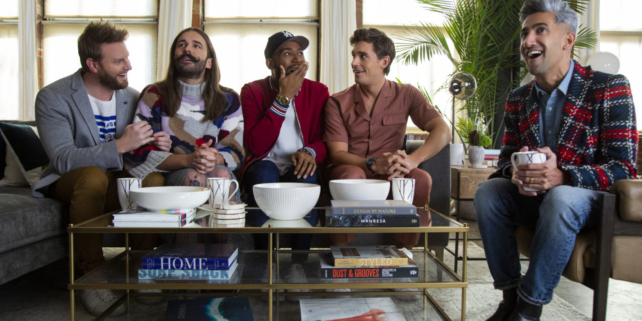 WATCH: Trailer for Season 4 of 'Queer Eye'