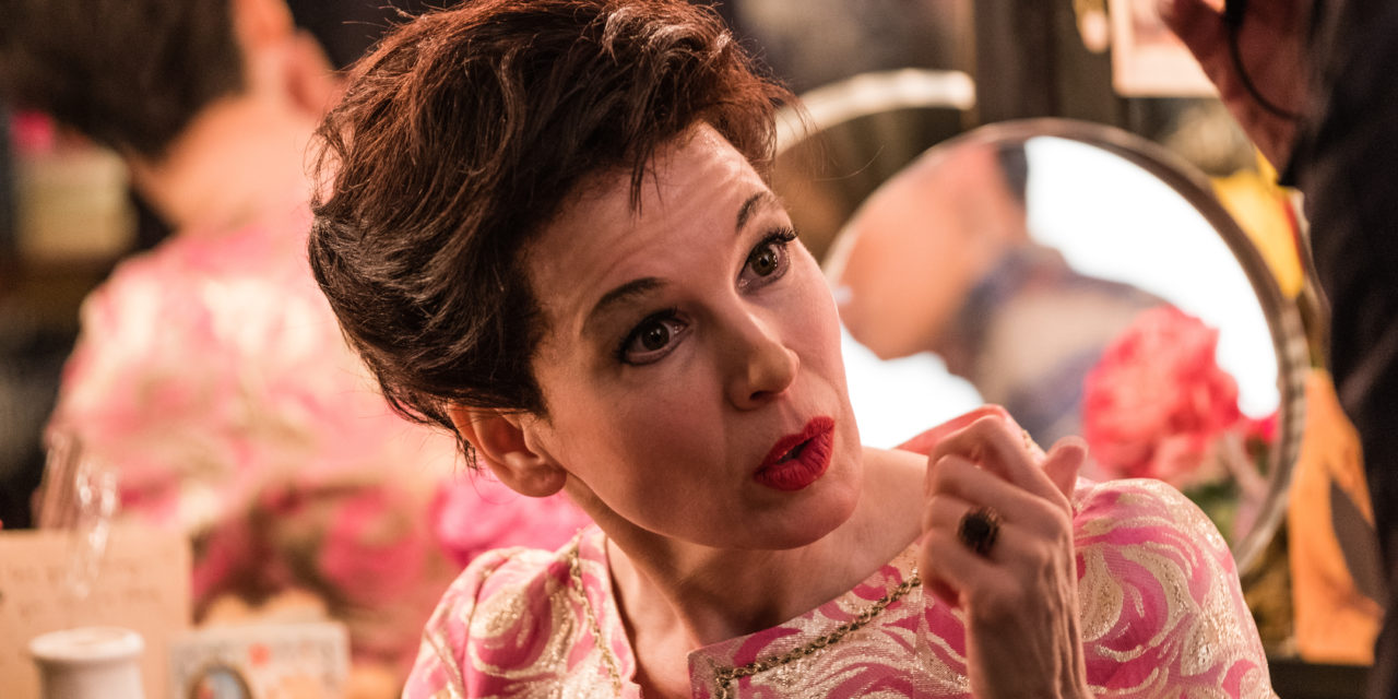 FIRST LOOK: Renee Zellweger as Judy Garland