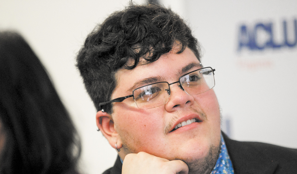 Gavin Grimm wins over bathroom ban