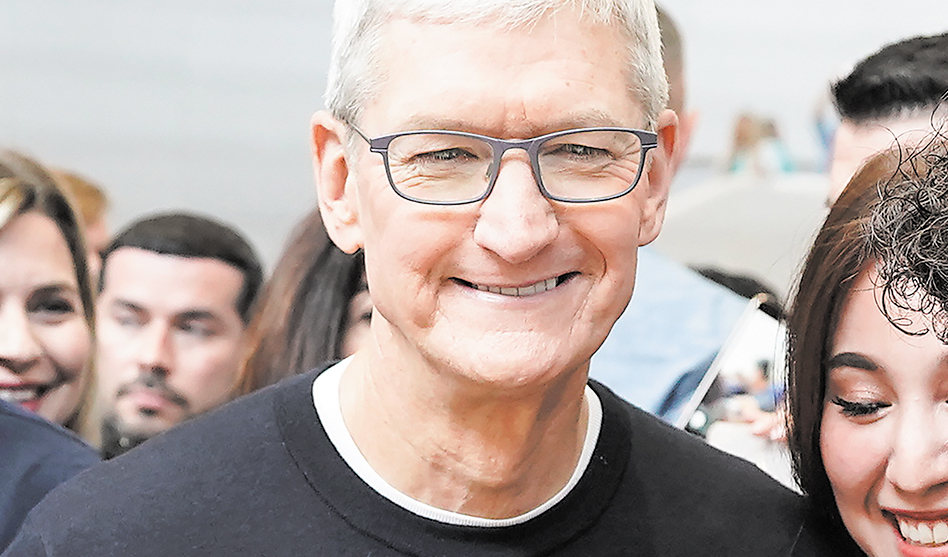 Apple missing the mark on ads in LGBT media