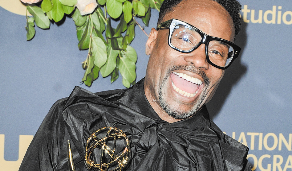 Billy Porter headlining Black Tie Dinner