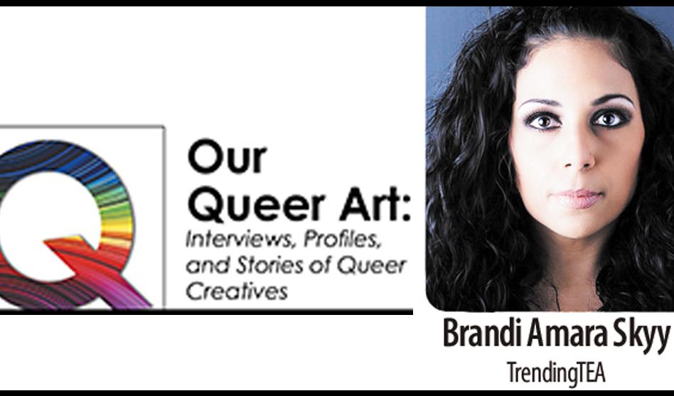 Bridges to the self: Gloria Anzaldúa and 'threating' on
