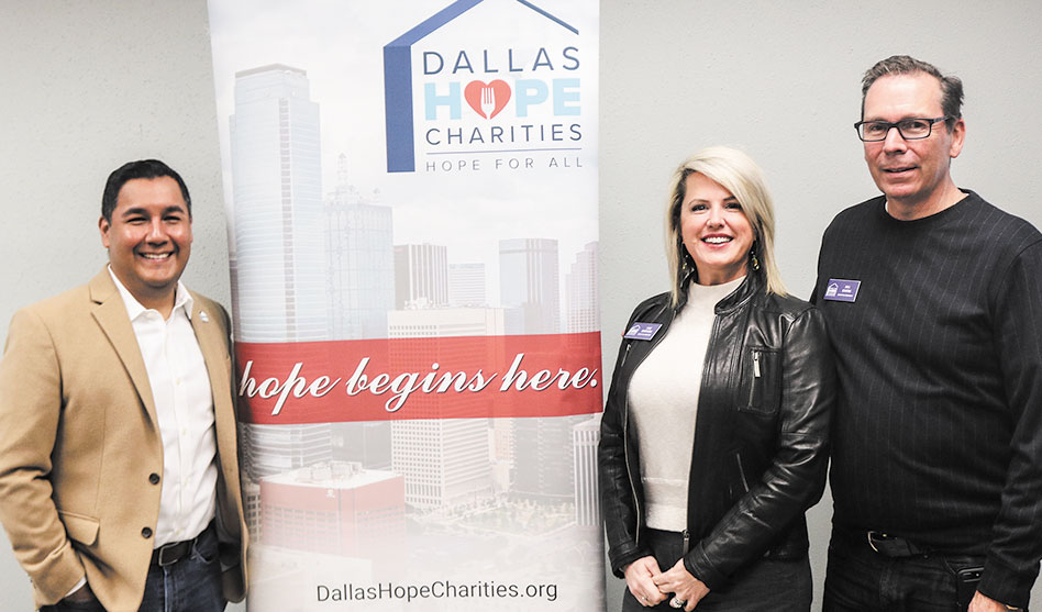 Evie Scrivner takes the helm at Dallas Hope Charities