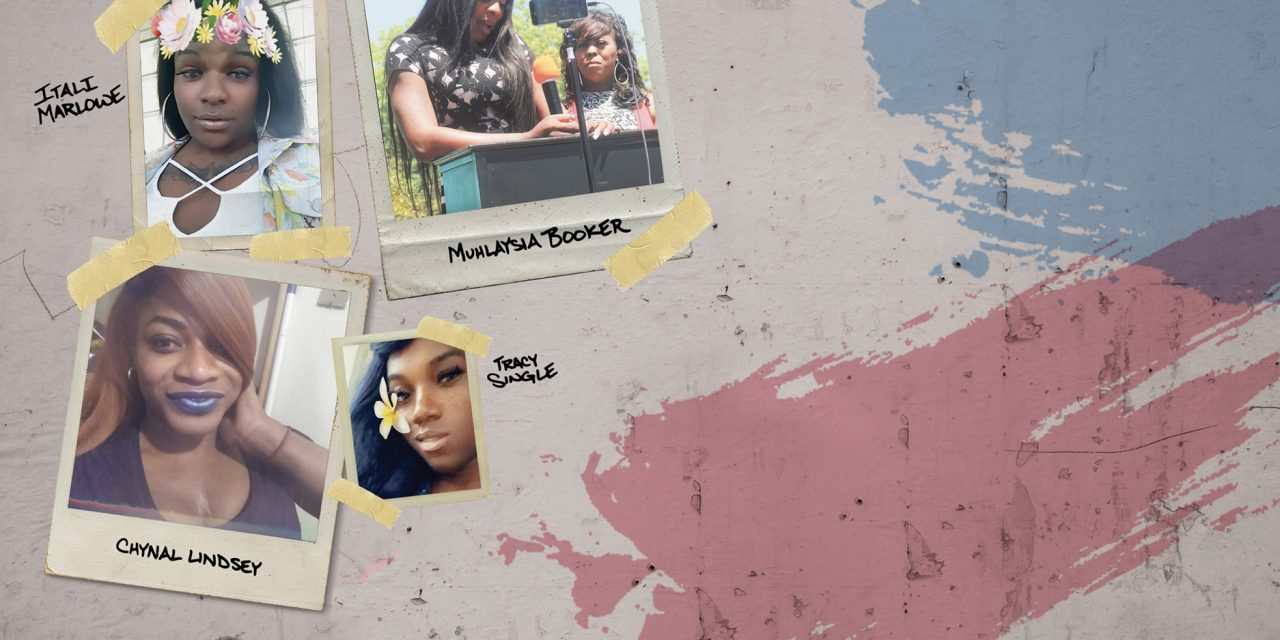 LGBT Texan(s) of the Year: Muhlaysia Booker and the entire Texas trans community