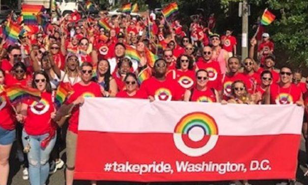Target's aim at LGBT market improves