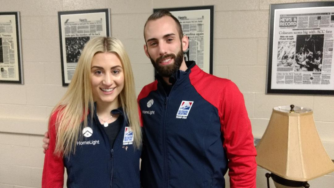 Dallas skaters miss taking medals, but slide into repping U.S. at World