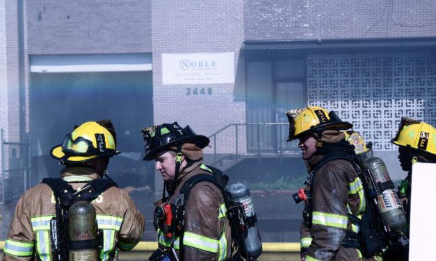 Dallas Fire-Rescue battles Design District blaze
