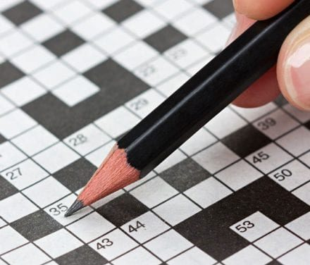 Crossword Puzzle • 10-16-20