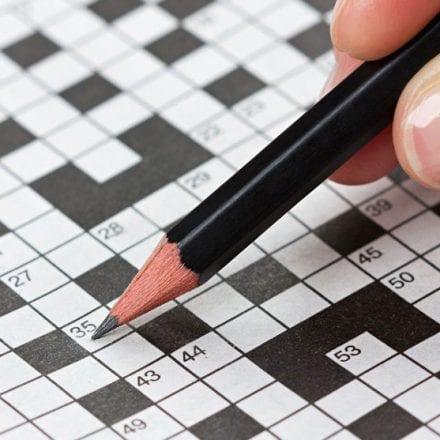 Crossword Puzzle • 07-31-20