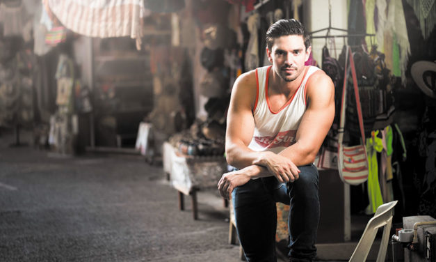 Steve Grand: No regrets