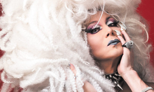 Adolphus' French Room holding Haunted Halloween Drag Brunch