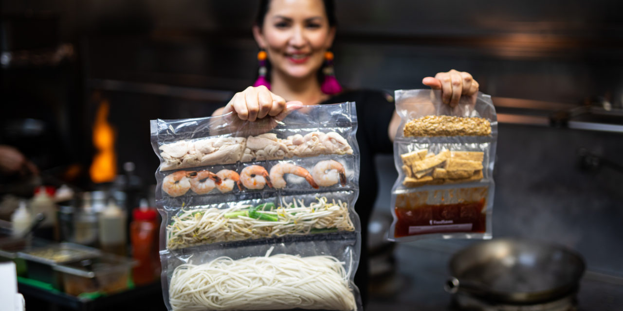 Asian Mint offers cook-at-home kits