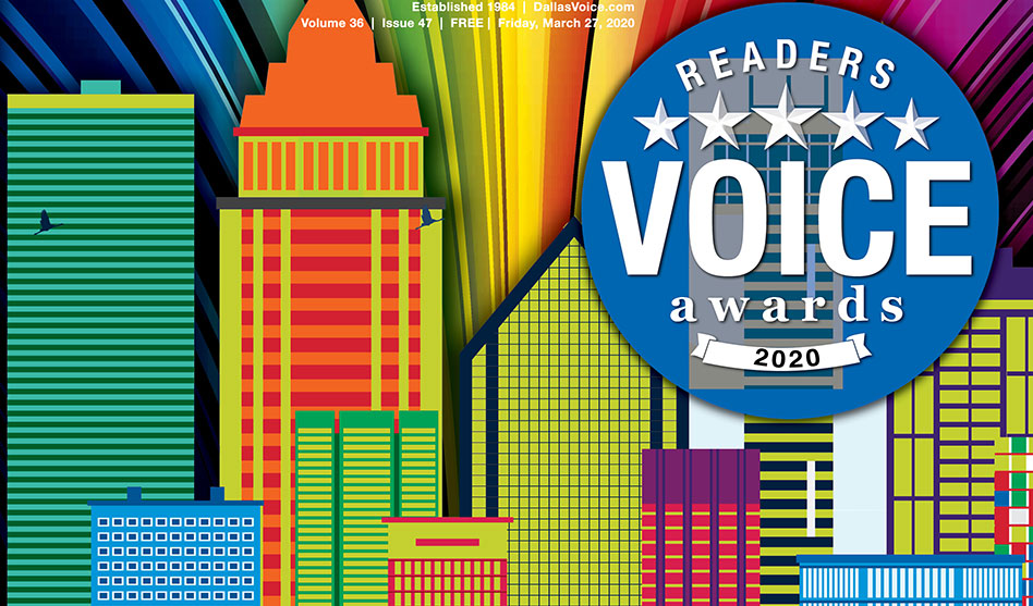Readers Voice Awards 2020 – CATEGORIES