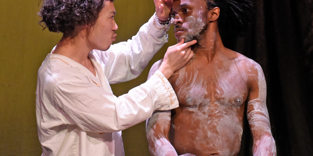 STAGE REVIEW: Mlima's Tale'