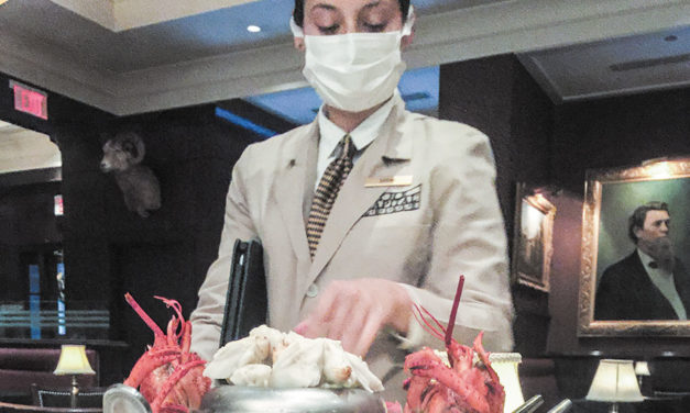How to dine during a pandemic