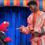 WATCH: Lil Nas X singing with Elmo