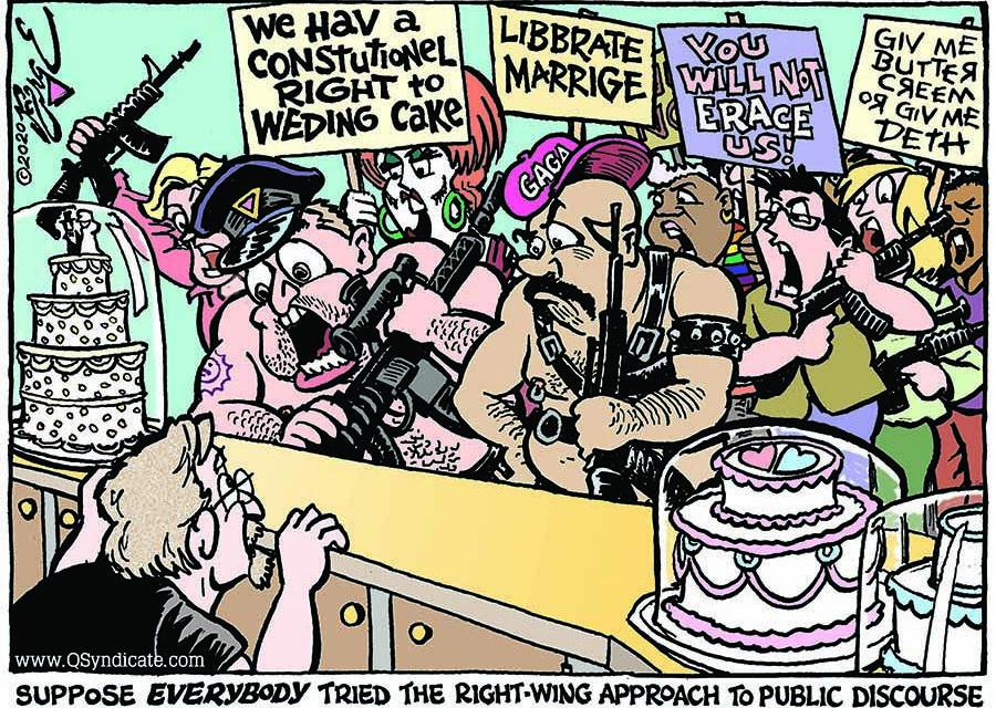 Editorial Cartoon • 05-15-20