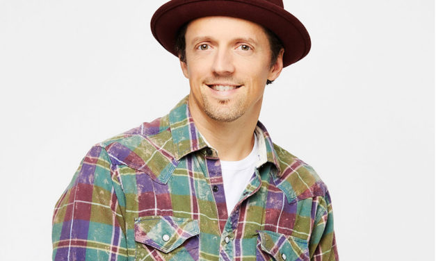 Where does the good go? Jason Mraz knows