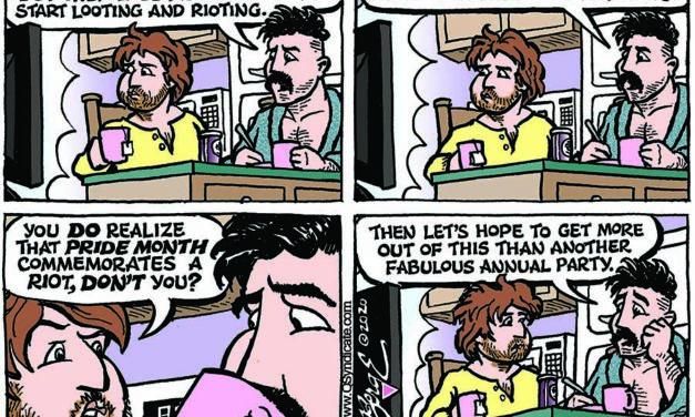 Editorial Cartoon • 06-12-20