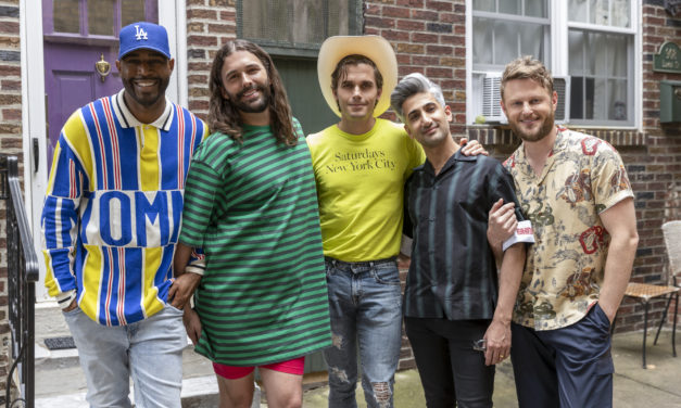 WATCH: 'Queer Eye' stars show how to talk to 'All Lives Matter' folks