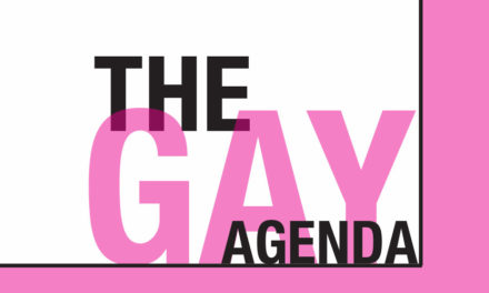 Gay Agenda • April 9, 2021