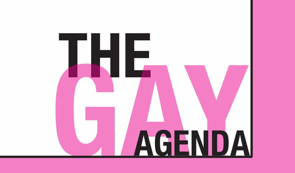 Gay Agenda • 08-21-20