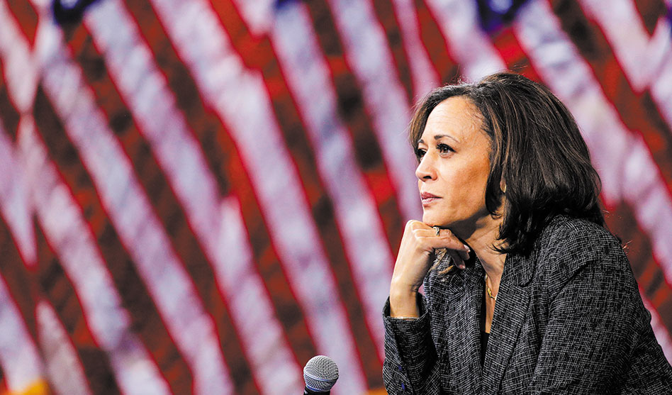 Harris: History-making choice for VP